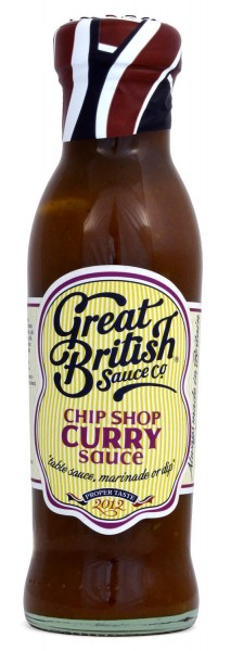 Great British Chip Shop Curry Sauce 335g