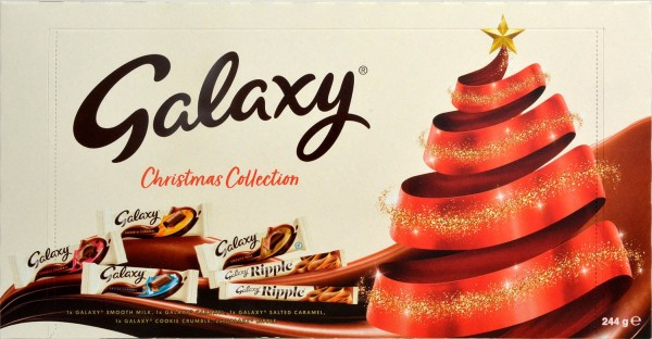 Galaxy Christmas Collection Box 244g