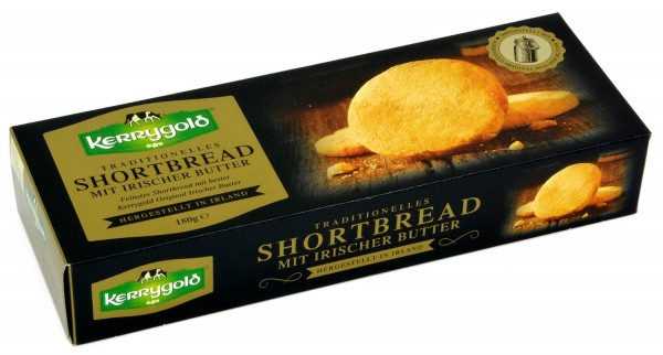 Kerrygold Shortbread Rounds 180g