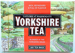 Yorkshire Tea 160 Beutel - 500 g
