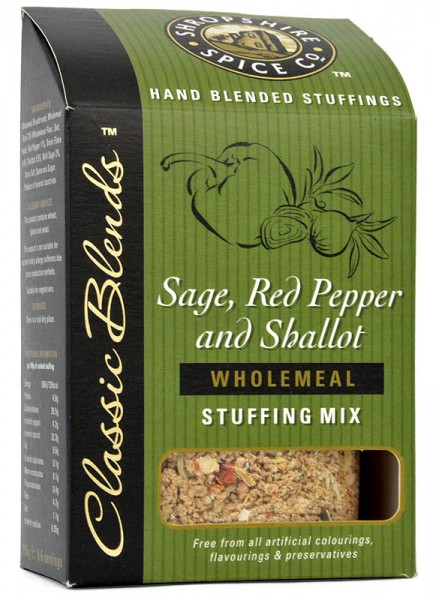 SSC Sage, Red Pepper & Shallot Stuffing Mix