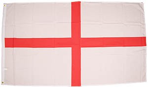 England St. Georges Cross 90 x 150 cm