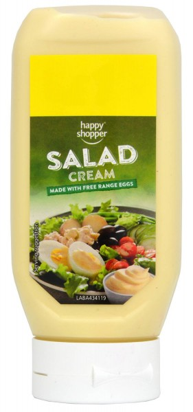 Happy Shopper Salad Cream 430g
