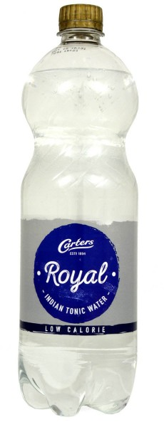 Carters Royal Indian Tonic Water Kalorienarm 1 Liter