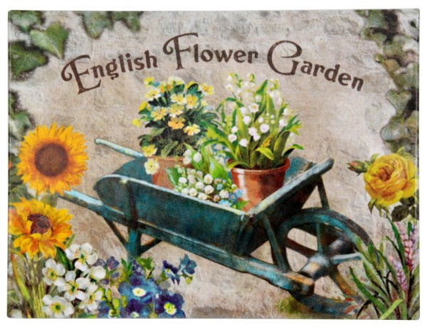 Magnet ´English Flower Garden´