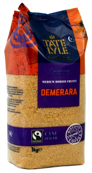 Tate & Lyle Demerara Sugar Fairtrade 1 kg