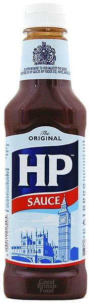 HP Sauce Squeezy The Original 425g