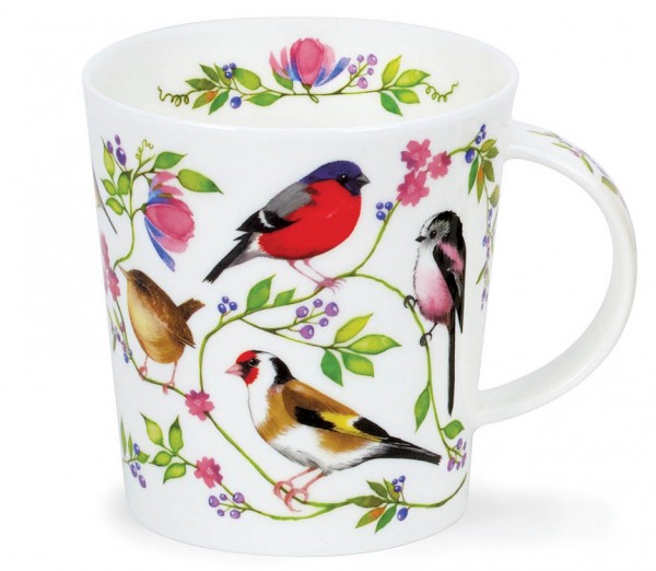 Dunoon Lomond Morning Chorus - Goldfinch by Kate Mawdsley