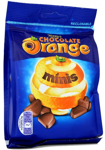 Terrys Chocolate Orange Minis 125g