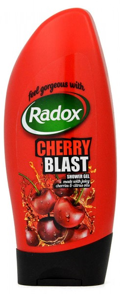 Radox Cherry Blast Shower Gel