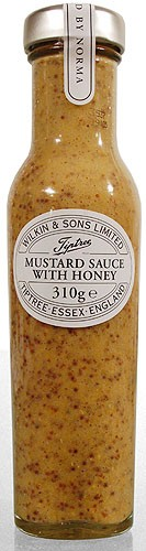 Wilkin & Sons Tiptree Mustard Sauce with Honey - Senfsauce mit Honig
