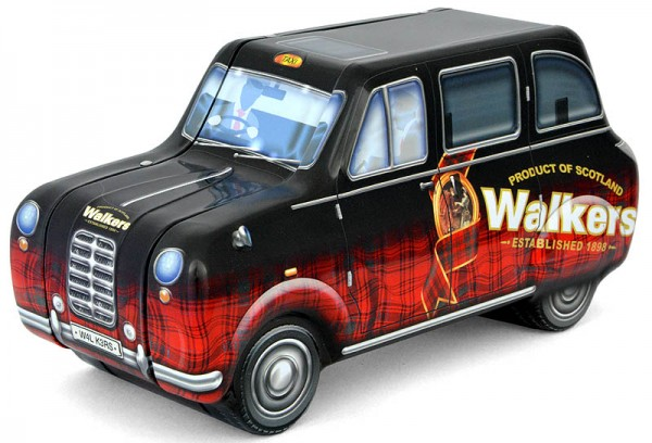 Walkers Shortbread London Taxi 200g