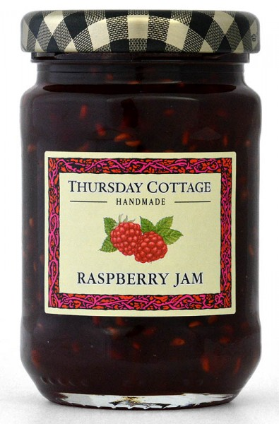 Thursday Cottage Raspberry Jam 112g - Himbeere