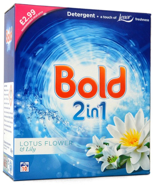 Bold 2 in 1 Lotus Flower & Lily