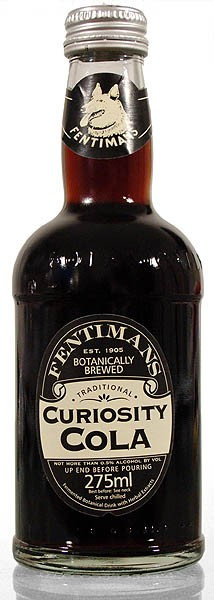 Fentimans Curiosity Cola 275ml, Flasche