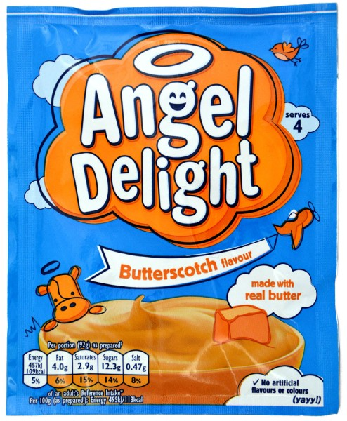 Angel Delight Butterscotch - Karamell