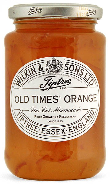 Wilkin & Sons ´Old Times´ Orange Marmalade 454g