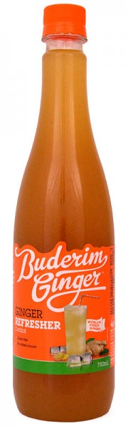 Buderim Ginger Refresher 750ml