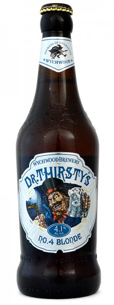 Wychwood Dr. Thirstys No. 4 Blonde 500ml Bier