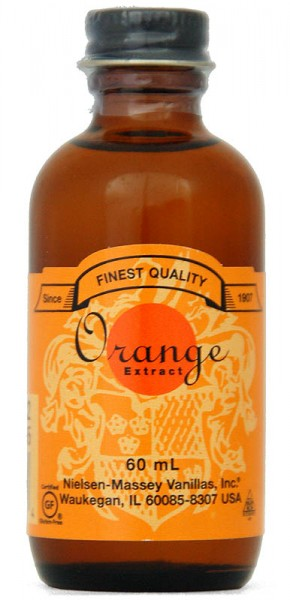 Nielsen-Massey Orange Extract - Orangenextrakt