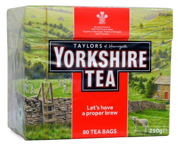 Yorkshire Tea 80 Beutel - 250g