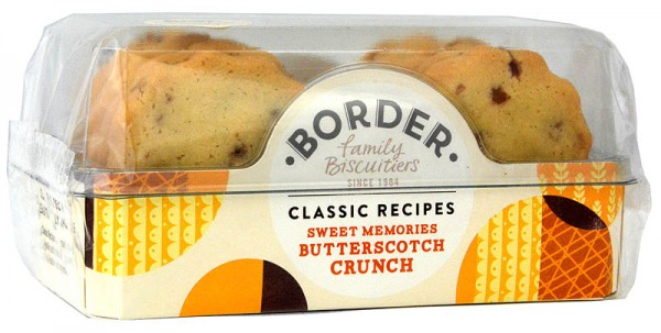 Border Biscuits Butterscotch Biscuits
