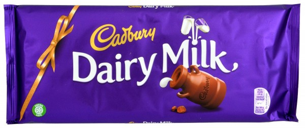 Cadbury Dairy Milk Chocolate 360g