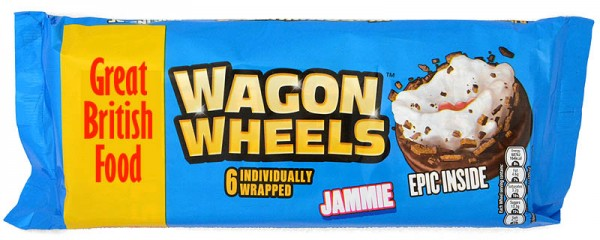 Burtons Wagon Wheels Jammie