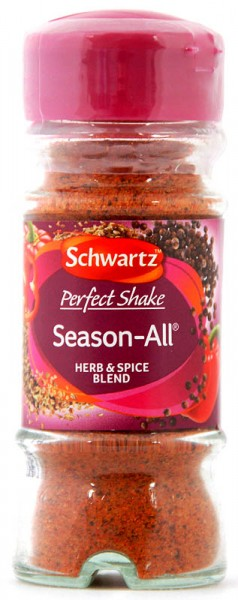 Schwartz Perfect Shake Season-All - Universal-Würzmischung
