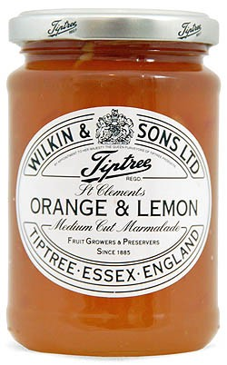 Wilkin & Sons St Clements Orange & Lemon - Orange & Zitrone