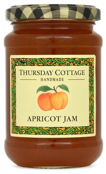 Thursday Cottage Apricot Jam 340g - Aprikose