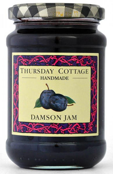 Thursday Cottage Damson Jam 340g - Zwetschge