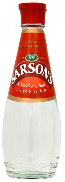 Sarsons Distilled Malt Vinegar 250ml destillierter Malzessig