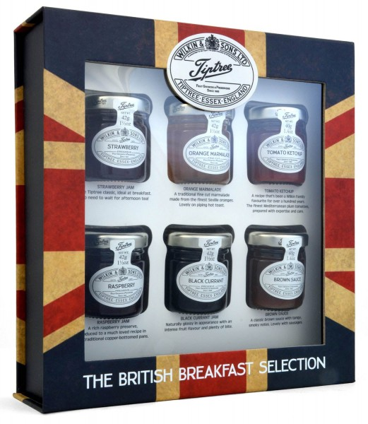 Wilkin & Sons The British Breakfast Selection 248g