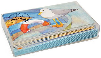 Emma Ball Cards Seagulls in a Box