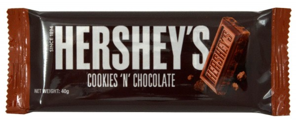 Hershey´s Cookies ´n´ Chocolate 40g