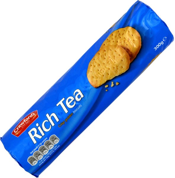 Crawfords Rich Tea Biscuits 300g