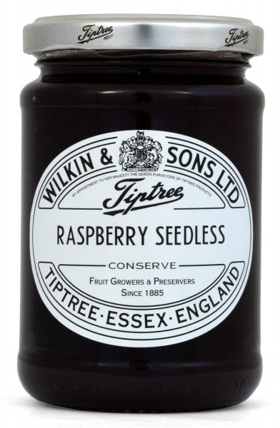 Wilkin & Sons Raspberry Seedless Conserve - Himbeere, kernlos