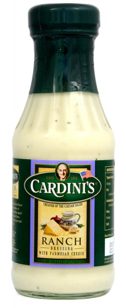 Cardinis Ranch Dressing 250ml