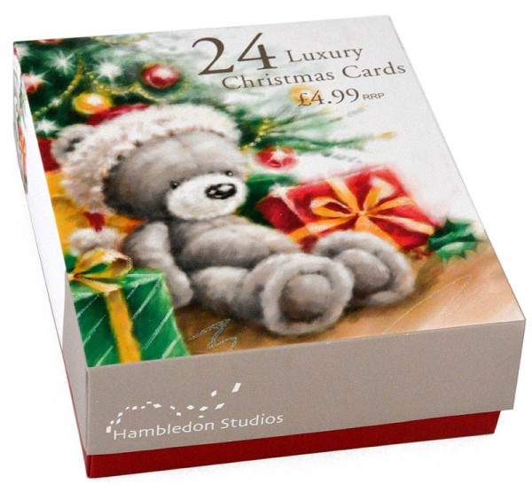 24 Luxury Christmas Cards Cute - Niedlich