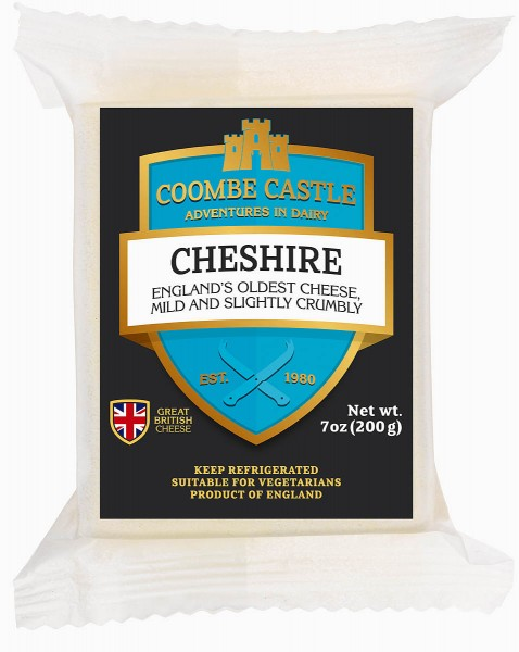 Coombe Castle Cheshire 200g