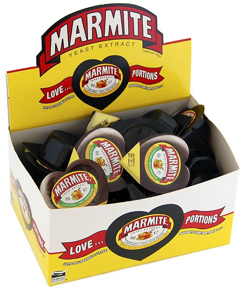 Marmite 24 x 8g Love Portions
