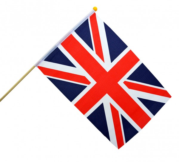 Union Jack Large Handwaving Flag