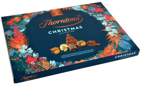 Thorntons Christmas Collection 418g