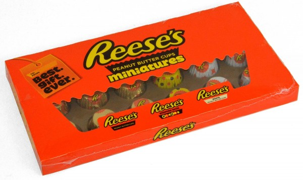 Reeses Peanut Butter Cups Miniatures 162g
