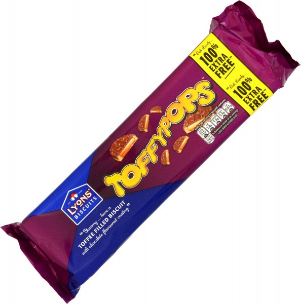 Lyons Toffypops Biscuits 240g