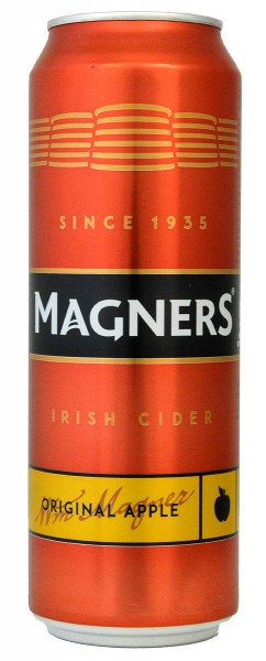 Magners Original Irish Cider Can