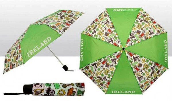 irish Charm Umbrella 90cm