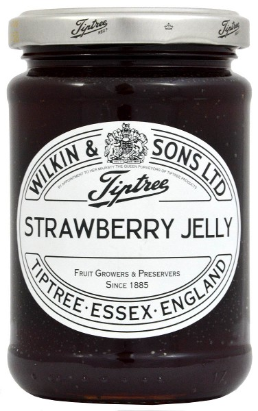 Wilkin & Sons Strawberry Jelly - Erdbeer Gelee