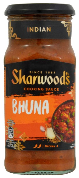 Sharwoods Bhuna Cooking Sauce